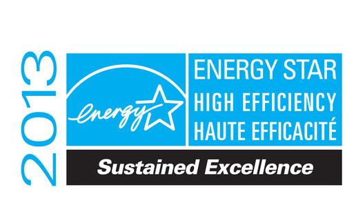ENERGY STAR Excellence logo. (PRNewsFoto/Whirlpool Canada) (PRNewsFoto/WHIRLPOOL CANADA)