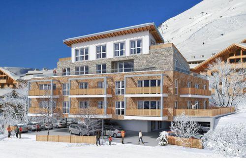 Kristall Spaces: Ski Property for Sale in Austria (Kühtai) (PRNewsFoto/Kristall Spaces AG)