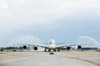 Qatar Airways Lands In Atlanta