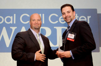 ICMI's Global Contact Center Awards program recognizes the best and brightest in the industry during the Contact Center Expo & Conference in May.  (PRNewsFoto/International Customer Management Institute (ICMI))