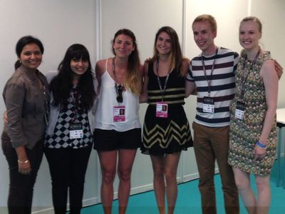 Cannes Lions and Ketchum Announce Winners of 2014 Young Lions Marketers Competition