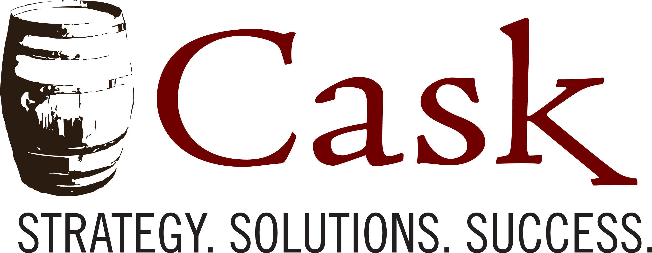 Cask logo.