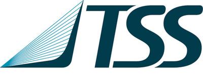 TSS, Inc. logo.