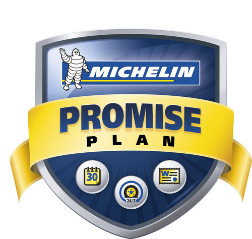 Michelin Offers Consumers More With New Promise Plan for Passenger, Light-Truck Tires