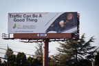 The PPC Associates billboard on Silicon Valley's main artery, Highway 101.  (PRNewsFoto/PPC Associates)