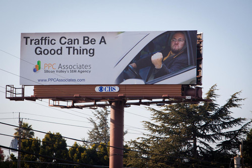 PPC Associates Breaks SEM Mold with Billboards on Hwy 101 in Silicon Valley
