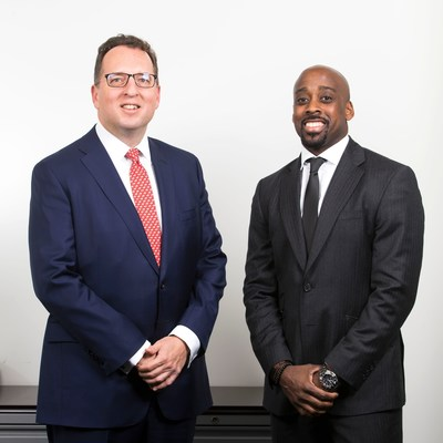 Uni-World Capital Becomes Verus Investment Partners. Seen here: Christopher P. Fuller, left, and Erik S. Miller, right, co-founders of the New York-based private equity firm, Uni-World Capital, which has re-branded itself as Verus Investment Partners.