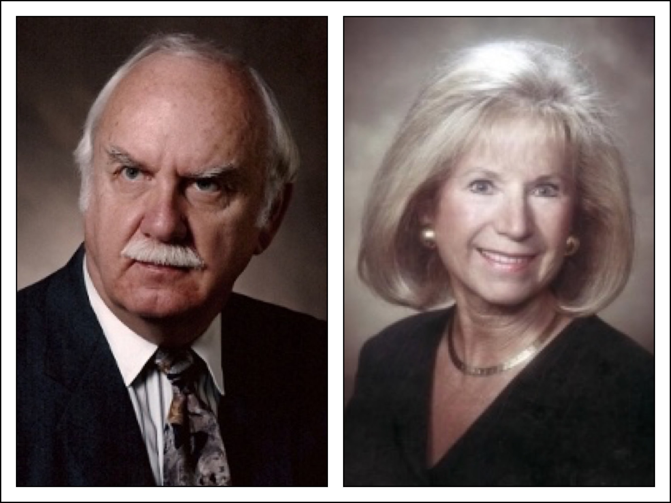 Strathmore's Who's Who Honors Four-time Biography of the Year Recipient, Dr. Gilbert Gordon, and Master Calligrapher, Mrs. Joyce E. Gordon