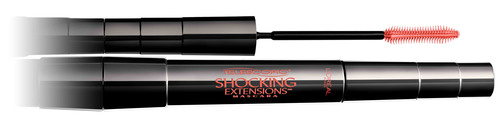 New Telescopic Shocking Extensions Mascara Launches a Digital Contest Seeking Bold and Beautiful Lash Looks.  (PRNewsFoto/L'Oreal Paris)