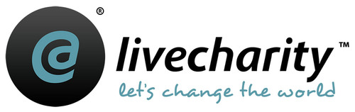 Visit Livecharity.com to help change the world. Get the scoop at facebook.com/livecharity and visit blog.livecharity.com for our videos. #Surf4Change. (PRNewsFoto/Livecharity Corporation) (PRNewsFoto/LIVECHARITY CORPORATION)