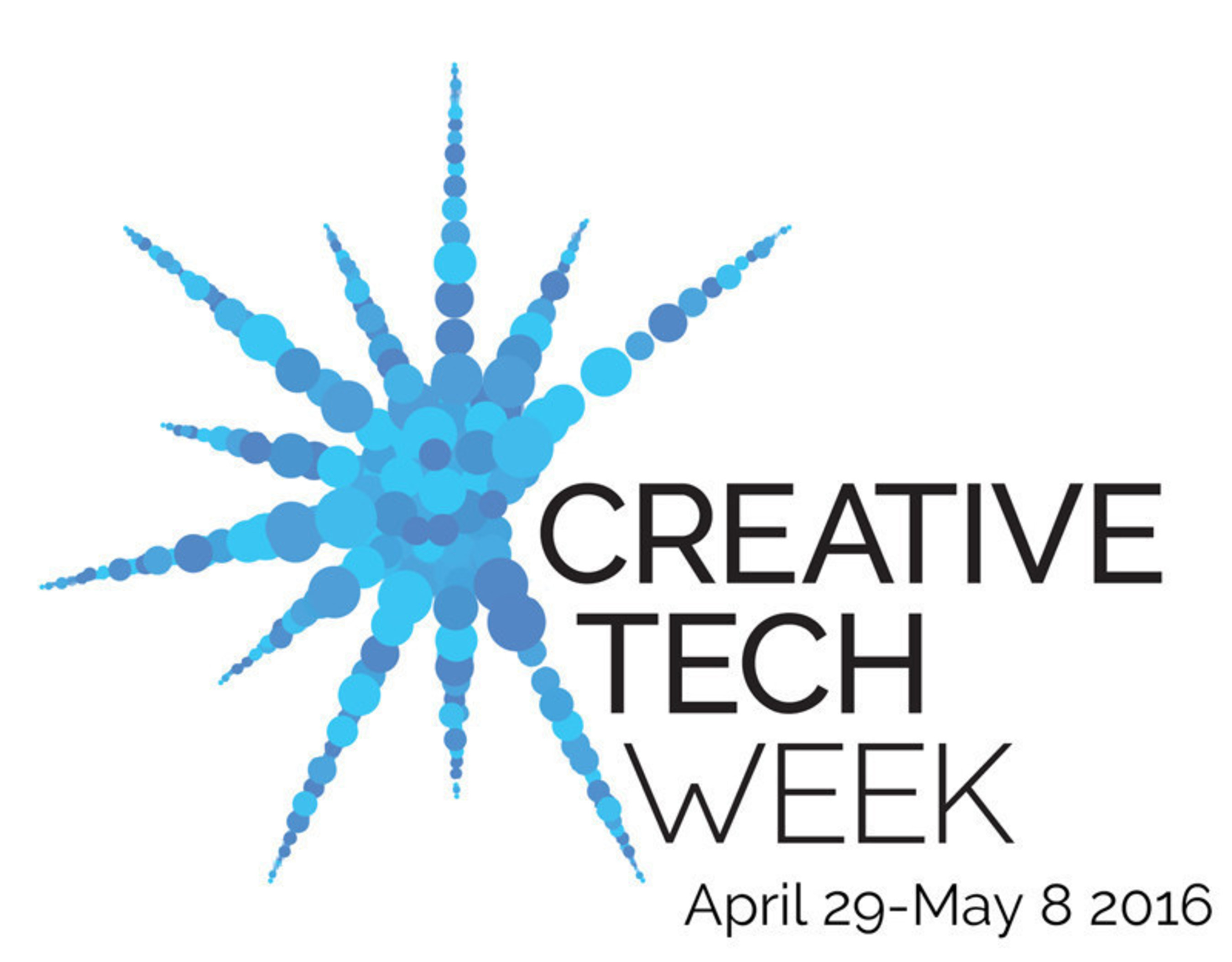 Creative Tech Week Is Coming to NYC April 29-May 8th