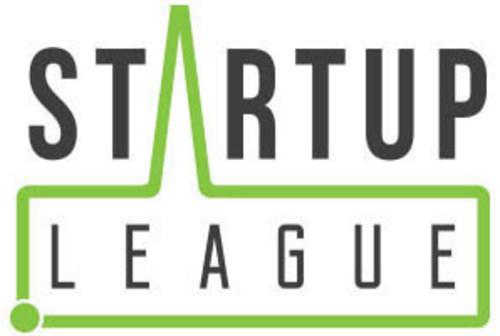 StartupLeague Logo (PRNewsFoto/Radix)
