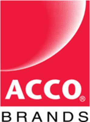 ACCO Brands logo.