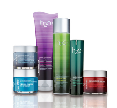 "H2O Plus: ""The Science of Marine Skincare"""