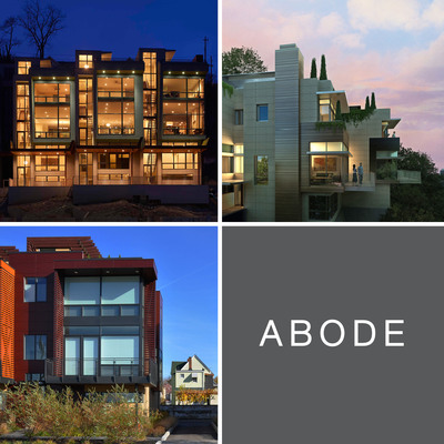 LIVE SMARTER. ABODE MODERN LIFESTYLE DEVELOPERS -- REBUILDING CLEVELAND'S URBAN CORE + INNER-RING SUBURBS. Eleven River Luxury Townhomes www.11river.com | Clifton Pointe Luxury Ecohomes www.cliftonpointe.com | Kiela Villas Private Residences www.kielavillas.com. ABODE -- Cleveland-based real estate development company dedicated to providing exceptional levels of design and services across a variety of real estate sectors including residential, commercial, and hospitality. Our mission is to offer new levels of excellence exemplifying the highest standards of social and environmental responsibility while seeking out the extraordinary to facilitate the most spectacular living experiences; and creating exceptional realty ventures by employing groundbreaking technological and eco-friendly practices. www.welcometoabode.com.  (PRNewsFoto/Abode, Modern Lifestyle Developers)