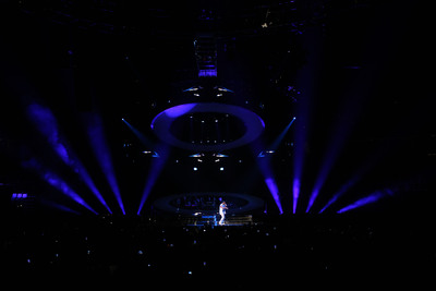 PRG worked with Lighting Designer Guy Pavelo to bring the Drake tour stage to life.