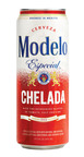 Modelo Especial Chelada Expands Nationally.  (PRNewsFoto/Constellation Brands Beer Division)