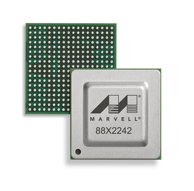 Marvell Launches New 10G/40G Alaska X Devices for Extreme Performance over Optical and Copper Cable.  (PRNewsFoto/Marvell)