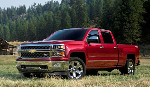 Chevrolet unveiled their newest addition to the Silverado portfolio last week and the new truck should hit the lot of Chevrolet of Naperville by summer 2013.  (PRNewsFoto/DealerFire)