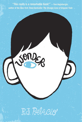 WONDER Cover.  (PRNewsFoto/Random House Children's Books)