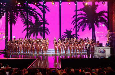 101 Hooters Girl Contestants from around the world to Compete at Miss Hooters International Swimsuit Pageant on June 23rd.  (PRNewsFoto/Hooters of America, LLC)