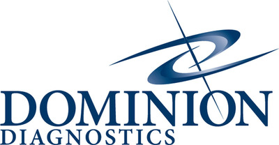 Dominion Diagnostics. (PRNewsFoto/Dominion Diagnostics) (PRNewsFoto/DOMINION DIAGNOSTICS)