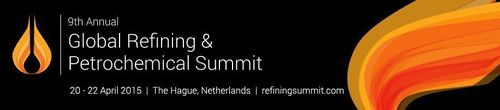 The 9th Annual Global Refining & Petrochemical Summit 2015 will address implementation of key evolving technologies and enhancing energy efficiency to increase refining and petrochemical margins (PRNewsFoto/WTG Events)