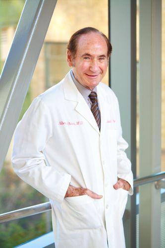 Dr. Albert Starr, Oregon Health & Science University (PRNewsFoto/Edwards Lifesciences)