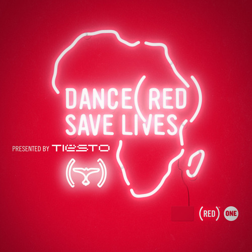 Tiesto Joins With (RED) To Engage The Dance Music Community In The Fight Against AIDS