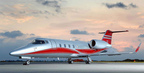 Angel MedFlight Learjet 60 (PRNewsFoto/Angel MedFlight)