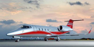 Angel MedFlight Learjet 60 (PRNewsFoto/Angel MedFlight)