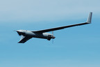Insitu ScanEagle Unmanned Aircraft in Flight.  (PRNewsFoto/Insitu, Inc.)