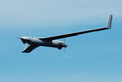 Insitu ScanEagle Protects Civilians, Supports Operation Unified Protector