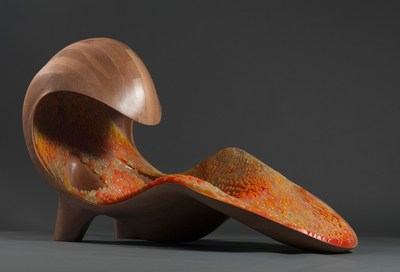 Gemini by architect and designer Neri Oxman (with Stratasys and Prof. W. Craig Carter) for Le Laboratoire