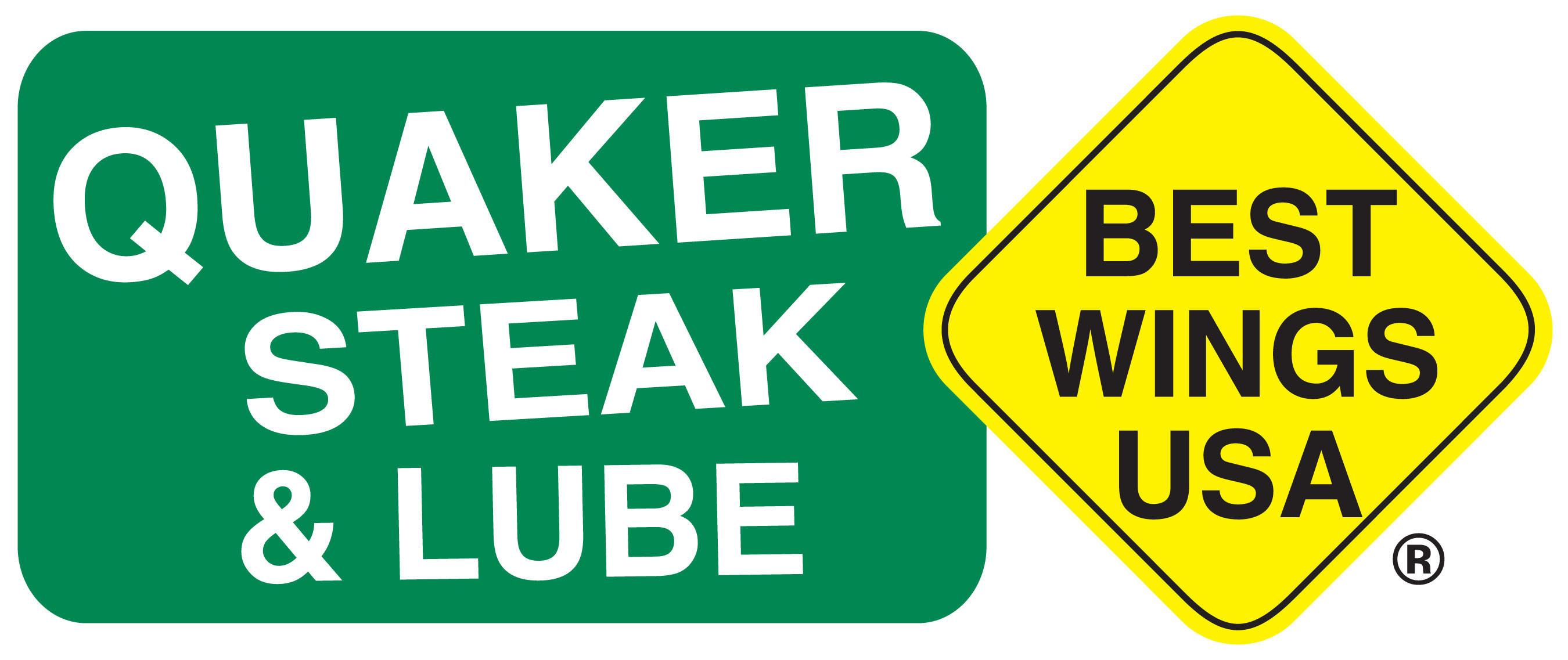 Quaker Steak & Lube company logo.
