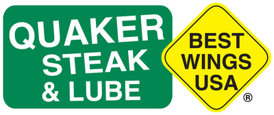 Quaker Steak & Lube company logo. (PRNewsFoto/Quaker Steak & Lube) (PRNewsFoto/)