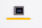 The DLP 0.67-inch 4K UHD chip for home theater, business and education projection displays.
