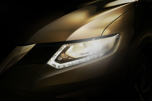 Nissan Releases Teaser of the All-New 2014 Nissan Rogue