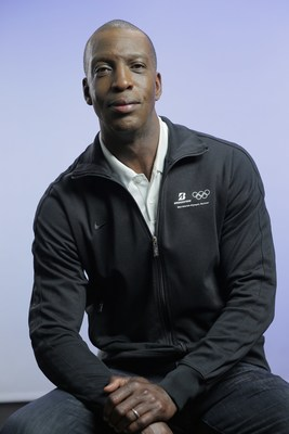 Bridgestone partners with Olympic legend Michael Johnson to support retail efforts in advance of Rio 2016.