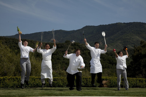 Ojai Valley Inn & Spa's 2nd Annual Celebrity Chef Classic