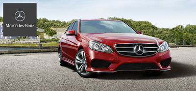 The all-new 2014 E-Class offers more style, features, and performance.  (PRNewsFoto/Loeber Motors)