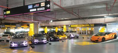 Call Hertz Rent A Car Las Vegas Airport