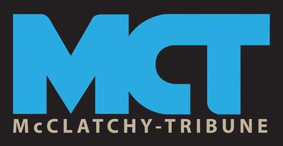 McClatchy-Tribune logo. (PRNewsFoto/McClatchy-Tribune Information Services) (PRNewsFoto/MCCLATCHY-TRIBUNE INFO SERVICES)