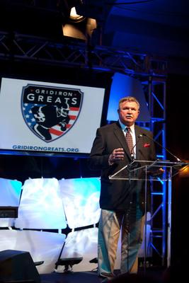 Coach Ditka's Gridiron Greats Assistance Fund.  (PRNewsFoto/Gridiron Greats)