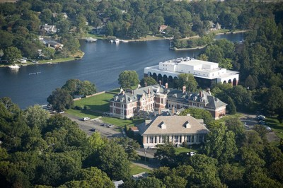Dowling College's 25-acre waterfront campus in Oakdale, N.Y., along with its 101-acre Brookhaven location in Shirley, N.Y., will be sold via sealed bid sale by A&G Realty Partners and Madison Hawk Partners as part of the college's Chapter 11 Bankruptcy filing.