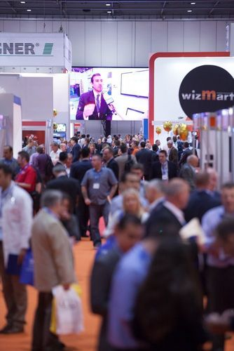 Over 10,000 professionals attended this year's Facilities Show at London ExCeL, June 2014 (PRNewsFoto/UBM Live)