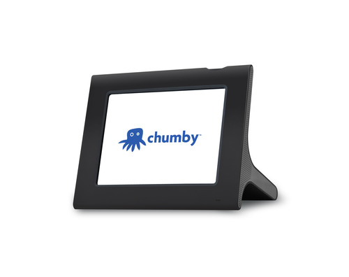 Introducing the chumby8: the World's First Stand-Alone App Player Just Got Bigger and Better