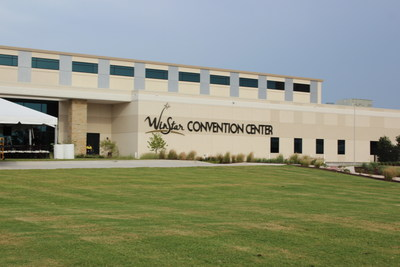 The WinStar Convention Center is a luxurious, multi-purpose facility that offers direct access into the WinStar hotel and casino.