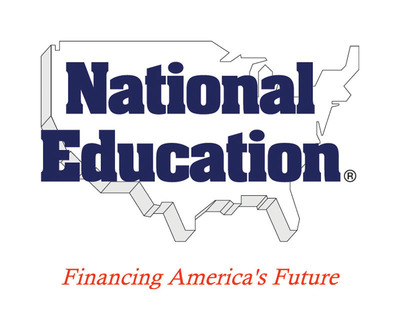 National Education offers schools, lenders, and borrowers superior higher education life-of-loan servicing and innovative solutions to best fit its clients' needs.  (PRNewsFoto/National Education Servicing)