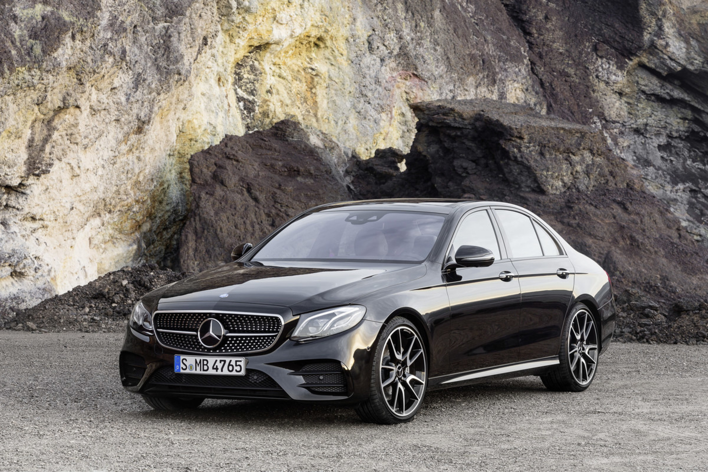 Mercedes-Benz of Scottsdale receives 2017 E-Class